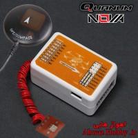 فلایت کنترل APM PRO همراه GPS و ماژول LED فلایت کنترلر CX20 ساخت Quanum Nova
