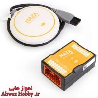 فلایت کنترل NAZA-M V2 ورژن جدید همراه GPS جدید با GNSS گلوناس اورجینال ساخت DJI