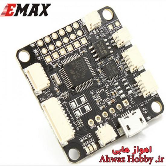 فلایت کنترلر EMAX-SKYLINE32-Acrobatic V1.2 ویژه کواد کوپتر FPV Racing ساخت شرکت EMAX