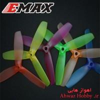ملخ 5050 سه پر شیشه ای اورجینال EMAX سایز (5*5) پولر و پوشر مخصوص FPV Racing در چند رنگ مختلف