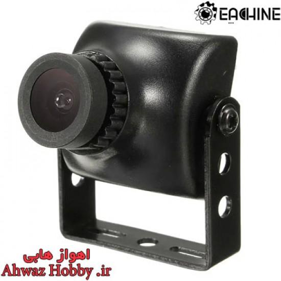 دوربین کواد کوپتر FPV مینی مدل Eachine 700Tvl دارای پایه نگه دارنده و کیفیت تصویر HD لنز 2.8mm زاویه دید واید 120 درجه ساخت Eachine