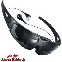 عینک FPV تصویری دیجیتال 52 اینچ Goggle مخصوص دیدن تصاویر پرواز یا هر پخش کننده تصویری