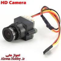 دوربین کواد کوپتر FPV مینی 2 مگاپیکسل مدل HobbyKing 800Tvl Switchable کیفیت تصویر HD لنز 2.8mm زاویه دید واید 120 درجه ساخت HobbyKing