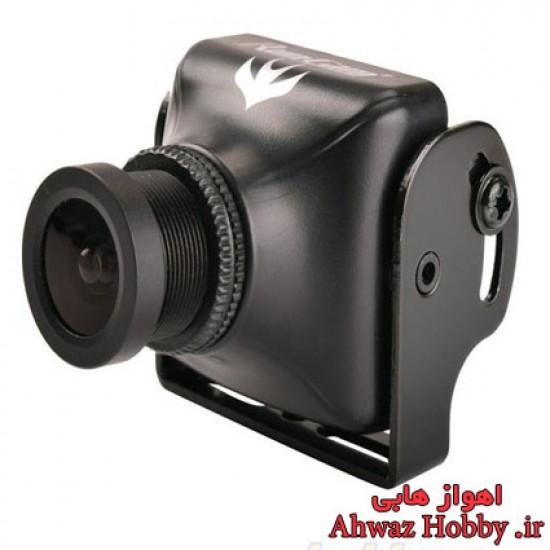 دوربین FPV مدل RunCam Swift اورجینال دارای لنز 2.8mm با وضوح تصویر 600TVL همراه براکت و کنترلر OSD تصویر ساخت شرکت RunCam