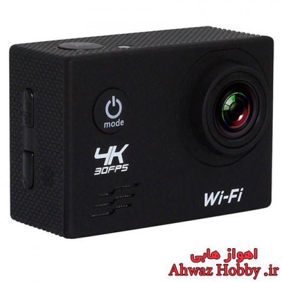 دوربین فیلمبرداری گوپرو اسپورت 16 مگاپیکسل SJ9000-XDV فیلمبرداری 4K دارای WIFI و ریموت کنترل ساخت NOVATEK