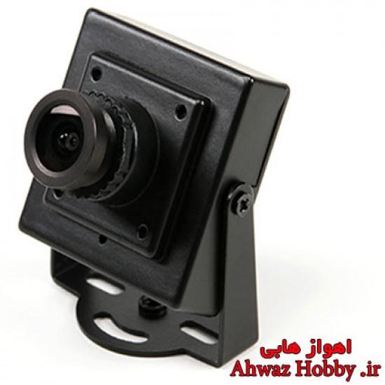 دوربین FPV کیفیت HD سنسور CCTV-Sony قاب دار فلزی با لنز واید 3.6 و وضوح 800 TVL