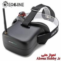 عینک FPV تصویری مدل VR-007 دارای گیرنده 40 کانال 5.8GHz ساخت Eachine