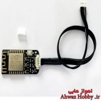 ماژول وای فای رادیو تلمتری  Wireless Wifi Radio Telemtry Module ver:W1 با آنتن داخلی مخصوص APM و PIXHAWK و Multiwii اورجینال ساخت HobbyKing