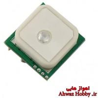 ماژول GPS میکرو MICRO GPS UBLOX 7M ویژه انواع فلایت کنترل ساخت Happy Model