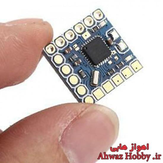 ماژول تله متری تصویر Micro MinimOSD FPV نمایش اطلاعات متنی و تلمتری فلایت کنترل روی تصاویر ارسالی ساخت HobbyKing