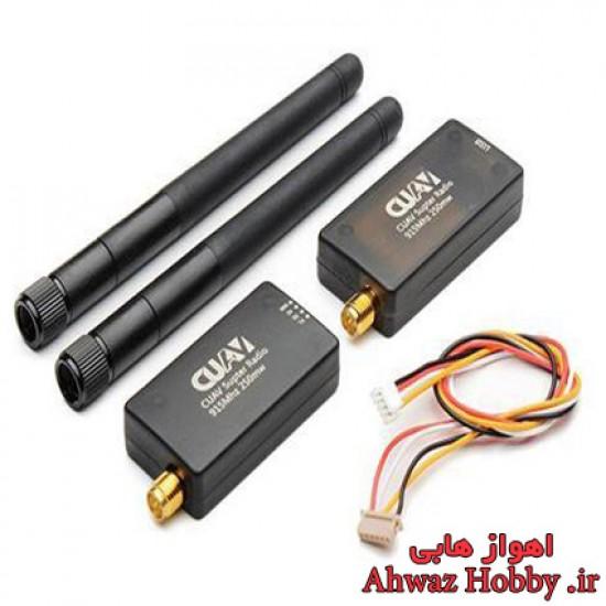 ماژول رادیویی بیسیم رادیو تلمتری دیتا لینک دوربرد 3DR Radio Telemetry Pro فرکانس 915MHZ با قدرت 250MW ساخت CUAV