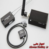 دیتا لینک 2.4G سیستم ناوبری گراند استیشن Way Point به همراه بلوتوس BTU شرکت DJI
