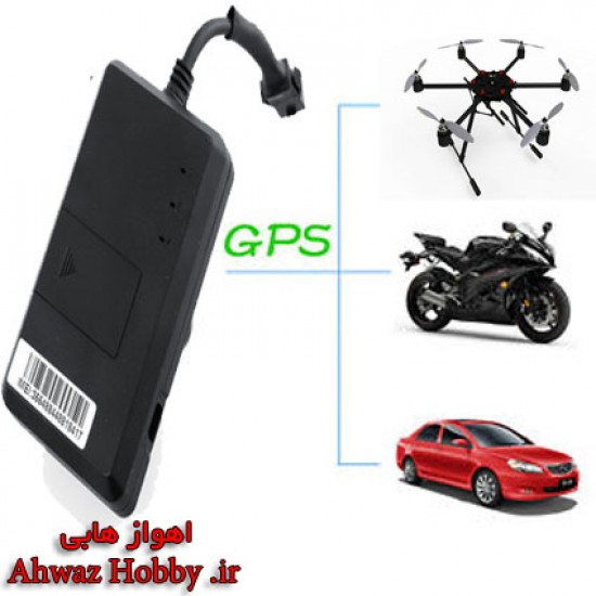 دستگاه ماژول ردیابی ماهواره ای از طریق GPS و GSM و GPRS