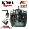 رادیو کنترل 9 کانال ماژولار  FS-TH9X همراه رسیور و ماژول 2.4 گیگاهرتز - شرکت فلای اسکای FLY SKY