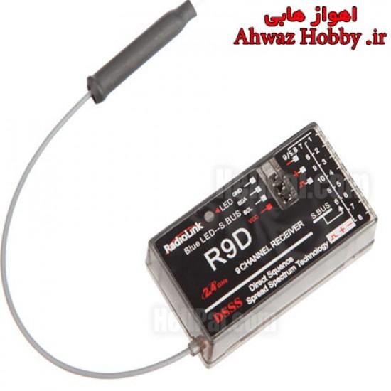گیرنده رادیو 9 کانال رادیو لینک RadioLink R9D