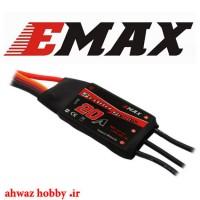 اسپید کنترل 20 آمپر ایمکس اورجینال Emax-Simon برای باتری های 2 سل و 3 سل