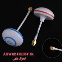 آنتن قارچی (یک جفت) فرستنده گیرنده  5.8Ghz